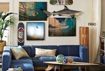 Surf Interior Inspirations