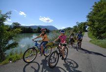 Viajes en Bici en familia