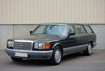 MERCEDES R 107 W115 W124 C111,PONTON,PAGODE,and more