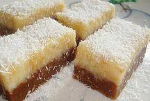 Γλυκά με ινδοκαρυδο