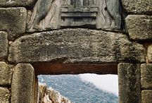 Greece, Sparta, Atheny, Troy, Mycenae, Minoan civilization