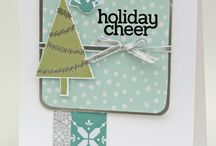 Christmas cards & mixed media