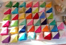 quilting - triangles