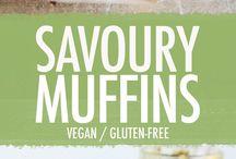 Savoury vegan