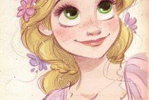 Disney tegninger
