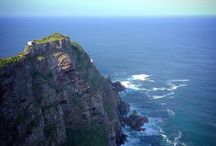 Capetown, South Africa / A beautiful winters day on the Cape