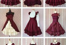 vestidos de mama