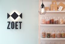 Store @ Mechelen / Candy Shop located in Mechelen, Belgium.