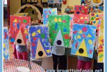 arte e forme geometriche