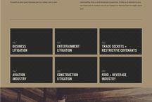 Webdesign - Advocatuur