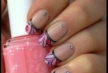 Nice - not tacky - Nail Art