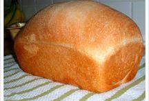 Bread / by Summer Dickens