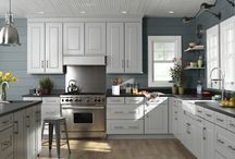 Kitchen Cabinets / Go Mobile Flooring has the widest selection of cabinets around. - http://www.tampaflooringcompany.com/kitchen/