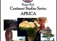 Homeschool: Africa / by Delana Arnaud