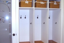 Cubbies for Foyer