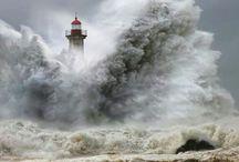 Landscapes / Netherlands storm