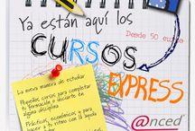 CURSOS EXPRESS / Una formación ágil, económica y flexible en #Humanidades. Con tutorías personalizadas y titulación incluida. http://CursosExpress.myinstapage.com #CursosExpress.