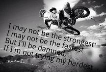 My love for motocross