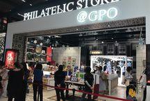Philatelic Store @GPO