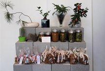 DIY Shelves / by Linda Fredrickson