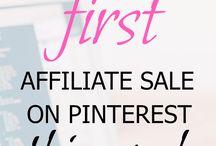 Making Money w Pinterest