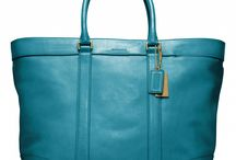 My Coach Loves! / Handbags, shoes accessories & more! / by Laurie Heath-Shriver