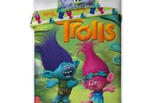 Trolls Bedding and accessories - Pościel i akcesoria z Trollami