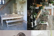 French Wedding Inspiration / Brocante | Rustic | Country