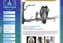 Serpenthes Art Shows / Events / Upcoming & past art showings, events, signings, etc!  For more info: http://serpenthes.com
