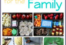 Lunchbox Ideas / Lunchbox ideas for the little chap!