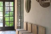 Flooring / Selection of flooring ideas used in Lionel Jadot's projects