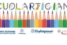 Layout iniziative 2016 Confartigianato Imprese Arezzo / Immagini coordinate degli eventi promossi e partecipati