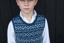 Knit for kids 3: vest/top