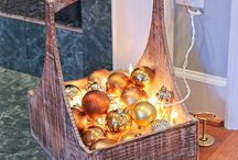 christmas decor / by Angel Bromley