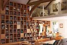 Library / Book storage
