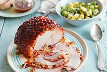 Gammon and ham recipes / Gammon isn't just for Christmas. This wonderfully succulent joint of meat makes a great alternative to a roast and is a definite crowd pleaser.