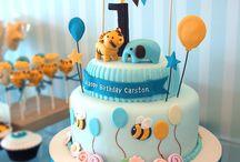 Cake Ideas & Tips