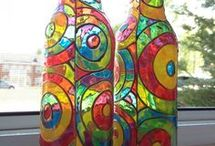 Craft - stained glass look