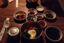 시골밥상 / 유기농 건강 밥상