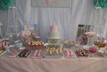 Dessert tables / Mini desserts and dessert tables