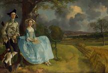 Rococo ~ Thomas Gainsborough