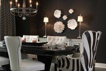 Home - Dining Room / by Ellie Friesen
