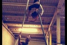 Aerial Silks Duo