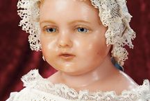 Antique Dolls - Wax