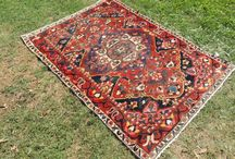 Persian Rugs / Antique and vintage persian area rugs from many different districts. Tribal, classy, colorful