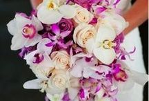 A Beautiful Florida Wedding Bouquet