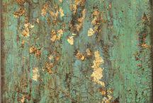 Arte en tela para las paredes