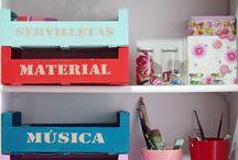 Brico - Manualidades / by Laura Ruiz