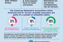 American Optometric Association: Healthy Eyes / by Clever Girls