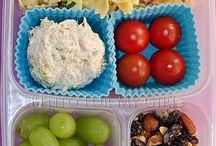 Lunch idea's / by Lorinda Moya